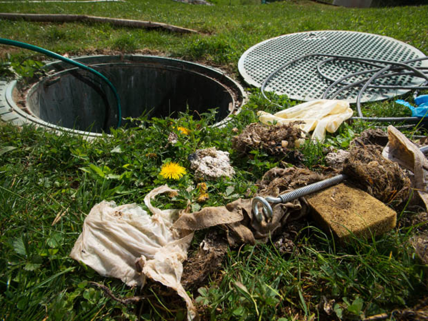 Has Your Septic System Seen Better Days?